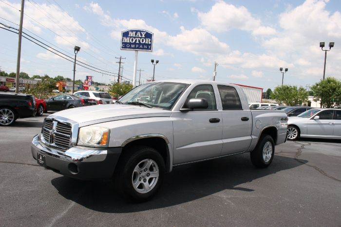 2005 Dodge Dakota Crew Cab SLT 4X4