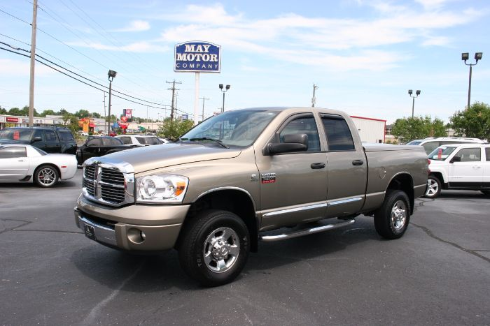 2008 Dodge Ram 3500 Heavy Duty Laramie 4X4