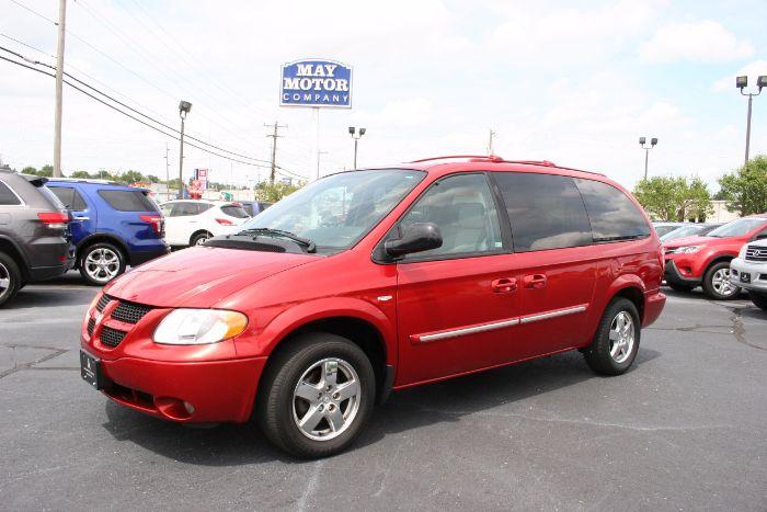 2004 Dodge Grand Caravan Anniversary Edition