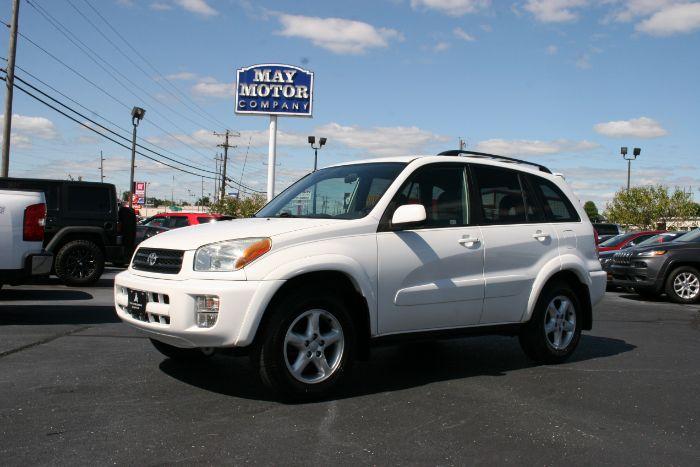 2003 Toyota RAV4 L AWD