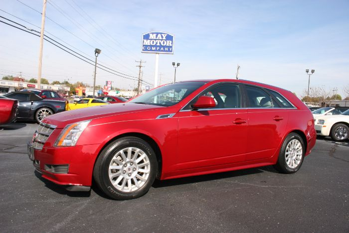 2010 Cadillac CTS Wagon Luxury AWD
