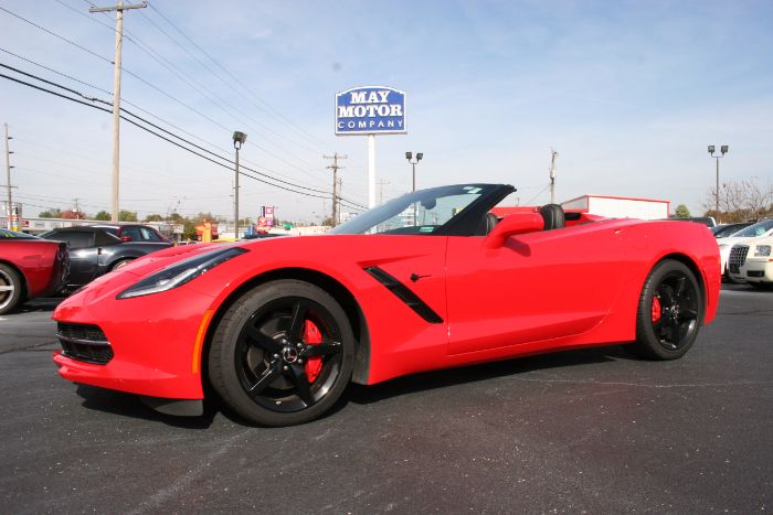 2015 Chevrolet Corvette 2LT Convertible