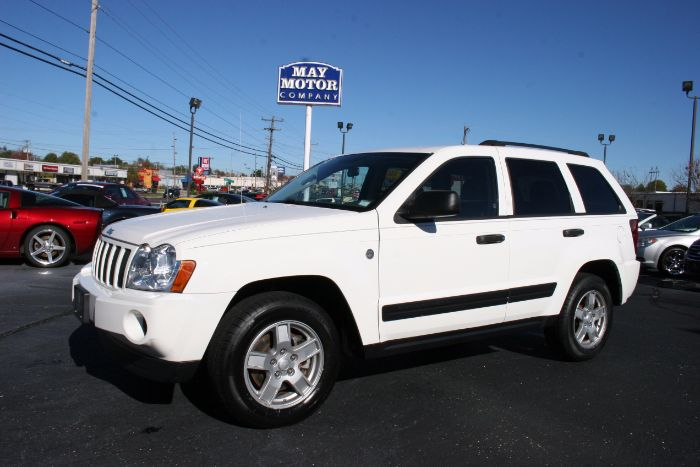 2006 Jeep Grand Cherokee Laredo 4X4