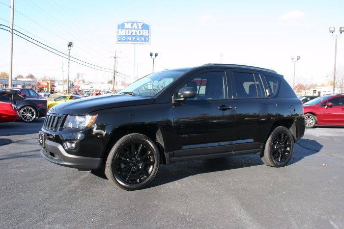 2015 Jeep Compass Altitude Edition 4X4