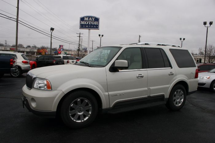2004 Lincoln Navigator Ultimate AWD