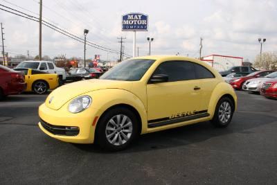 2015 Volkswagen Beetle Coupe 1.8T Classic