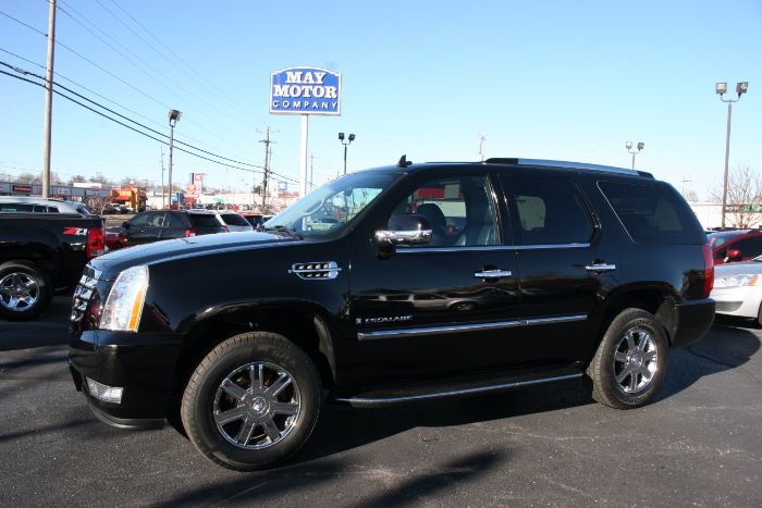 2007 Cadillac Escalade AWD w/3rd Row