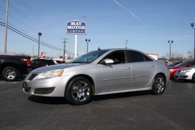 2010 Pontiac G6 w/1SC