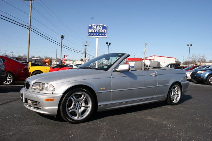 2002 BMW 3 Series 330Ci Convertible