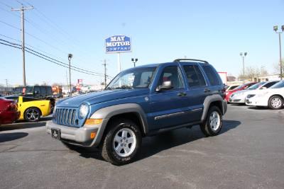 2006 Jeep Liberty Sport 4X4