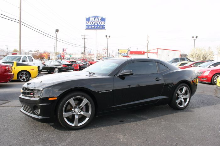 2012 Chevrolet Camaro 2SS RS