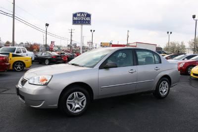 2007 Chevrolet Malibu LS w/1FL