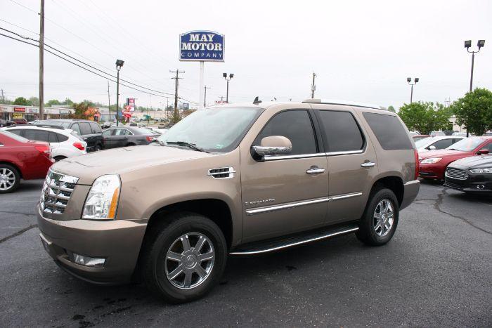 2007 Cadillac Escalade AWD w/Navigation