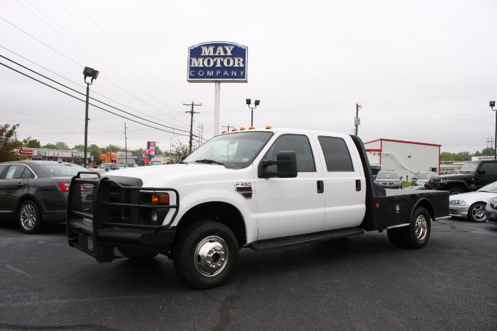 2009 Ford Super Duty F-350 DRW 4X4