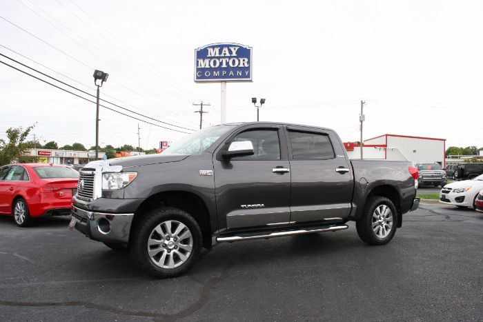2012 Toyota Tundra 4WD Truck Platinum