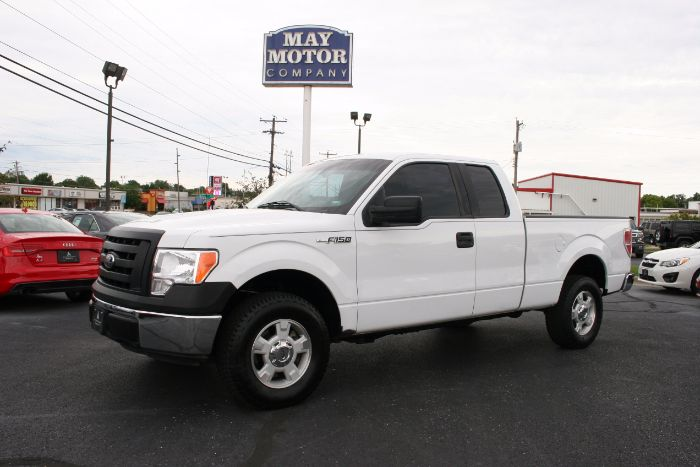 2011 Ford F-150 Super Cab 4X4
