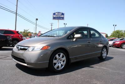 2008 Honda Civic Sdn LX