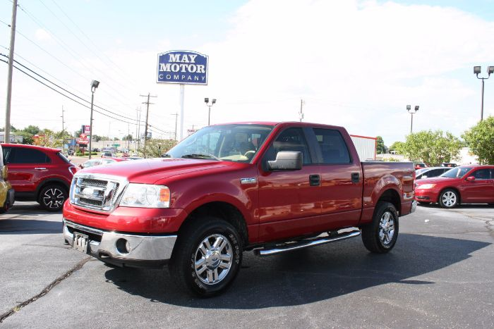 2007 Ford F150 Super Crew XLT 4WD