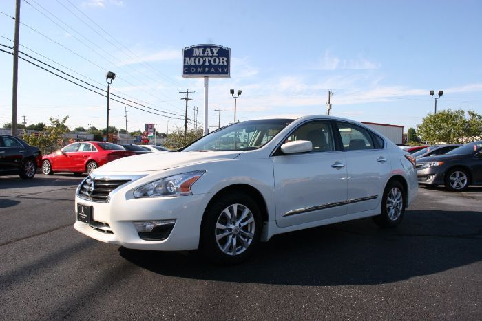 2015 Nissan Altima 2.5 S Sport Value Edition