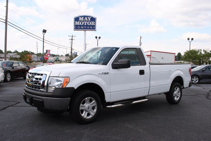 2012 Ford F-150 Long Bed