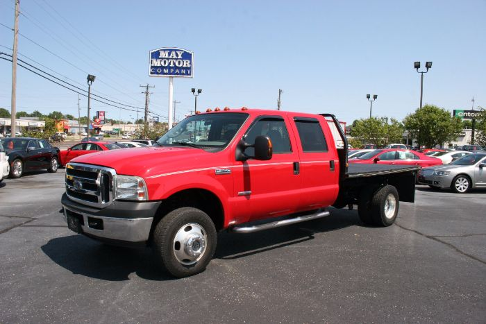 2006 Ford Super Duty F-350 DRW Diesel Dually 4X4