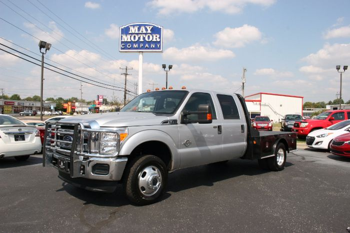 2011 Ford Super Duty F-350 DRW Diesel Dually 4X4