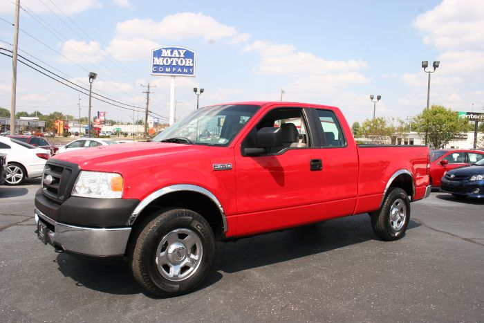 2007 Ford F-150 Super Cab 4x4