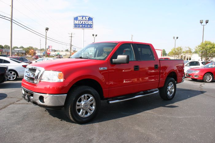 2008 Ford F-150 Super Crew XLT 4WD