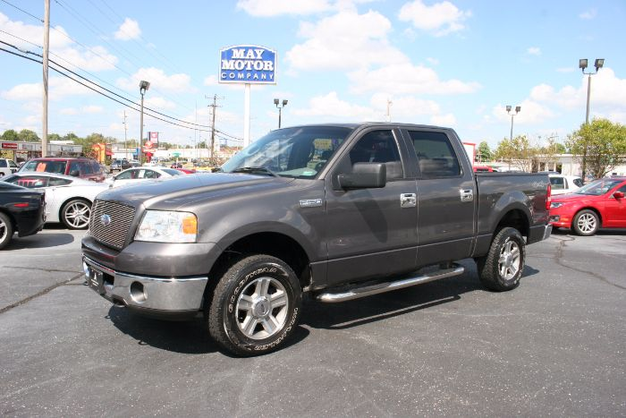 2006 Ford F-150 Super Crew XLT 4WD