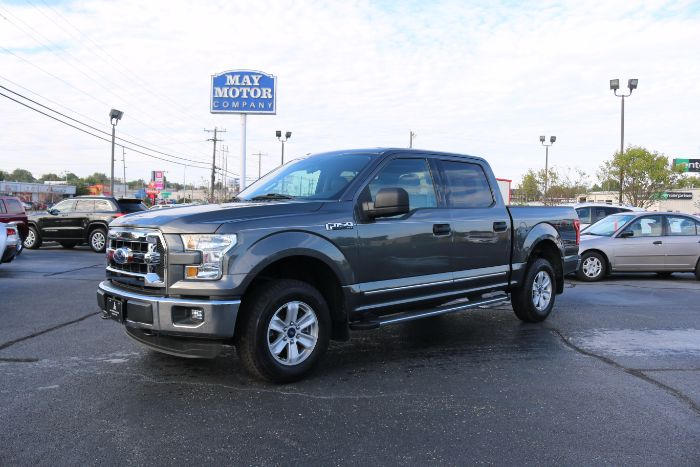 2015 Ford F-150 Super Crew XLT 4WD