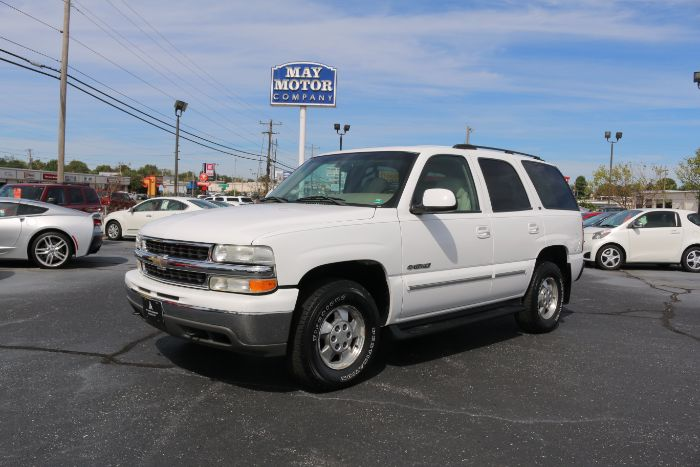 2002 Chevrolet Tahoe LT AWD