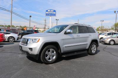 2013 Jeep Grand Cherokee Limited AWD