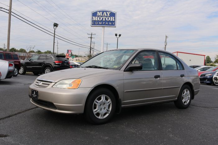 2001 Honda Civic LX