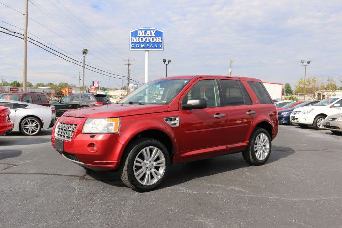 2009 Land Rover LR2 HSE TECH PKG