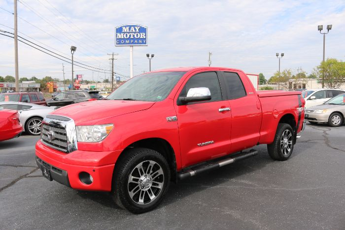 2008 Toyota Tundra Double Cab Limited 4WD