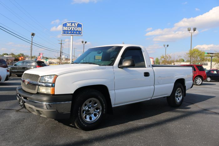 2003 Chevrolet Silverado 1500 Short Bed P. UP.