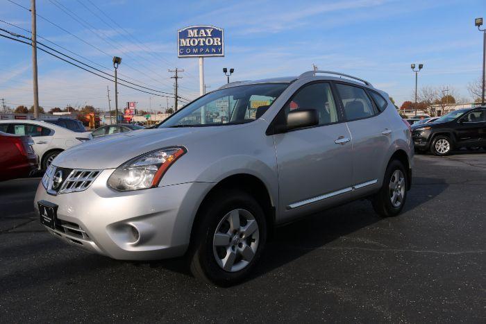 2015 Nissan Rogue Select AWD