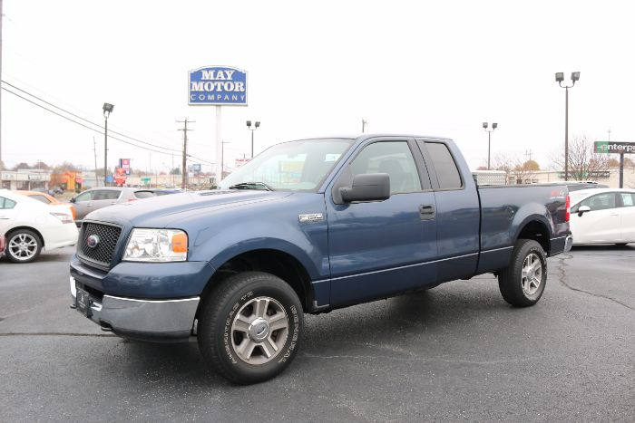 2005 Ford F-150 Super Cab XLT 4X4