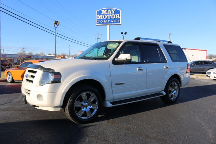 2007 Ford Expedition XLT Limited