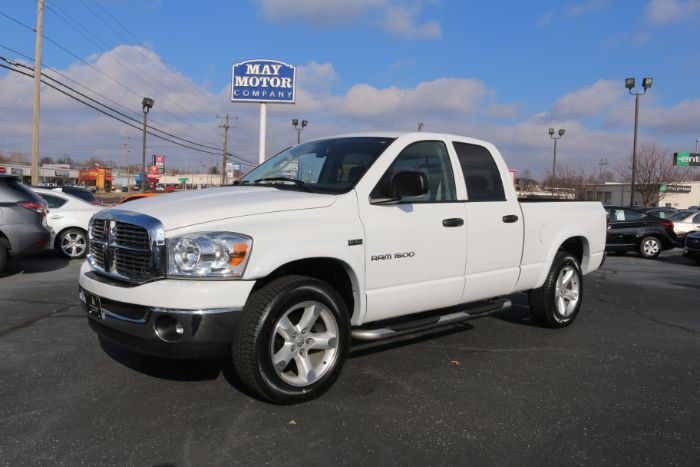 2007 Dodge Ram 1500 Big Horn SLT