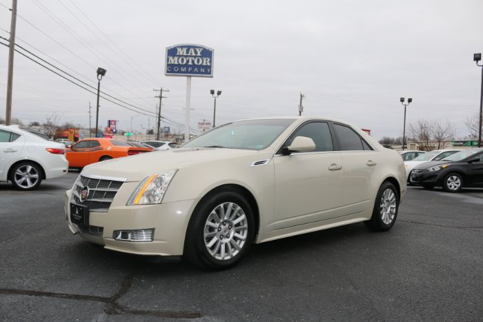 2010 Cadillac CTS Sedan Luxury AWD