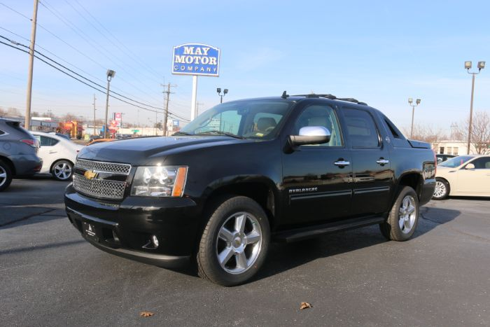 2013 Chevrolet Black Diamond Avalanche LT 4X4