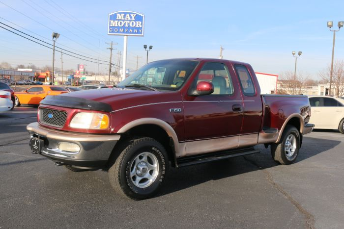 1997 Ford F-150 Super Cab Lariat 4X4
