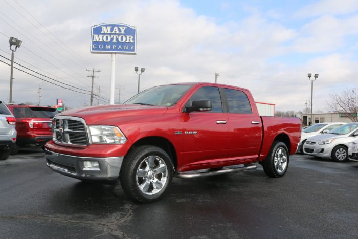 2009 Dodge Ram Quad Cab Big Horn 4X4