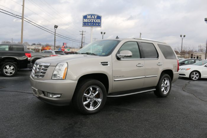 2007 Cadillac Escalade Luxury Edition AWD