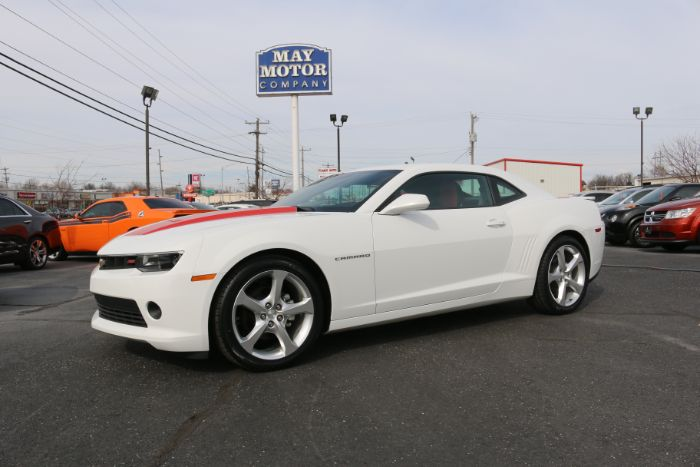 2015 Chevrolet Camaro 2LT RS