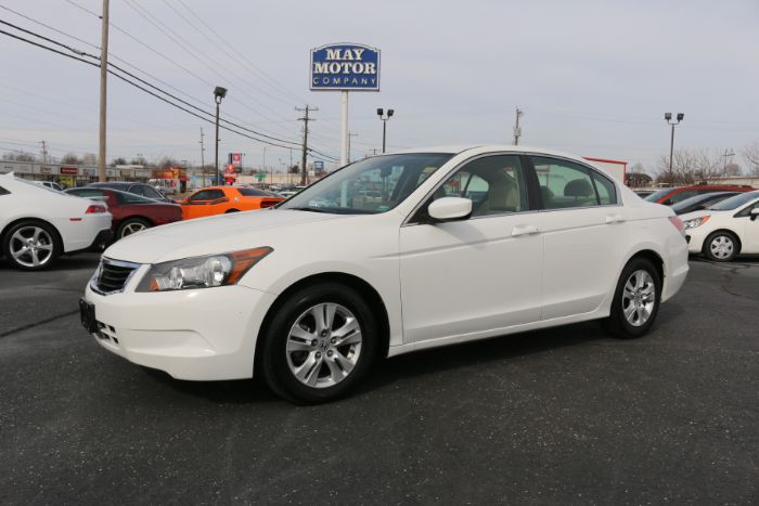 2010 Honda Accord Sdn LX-P