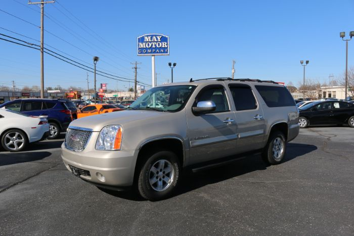 2008 GMC Yukon XL SLT w/4SB