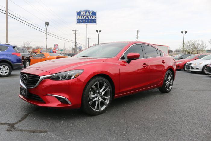 2017 Mazda Mazda 6 Grand Touring