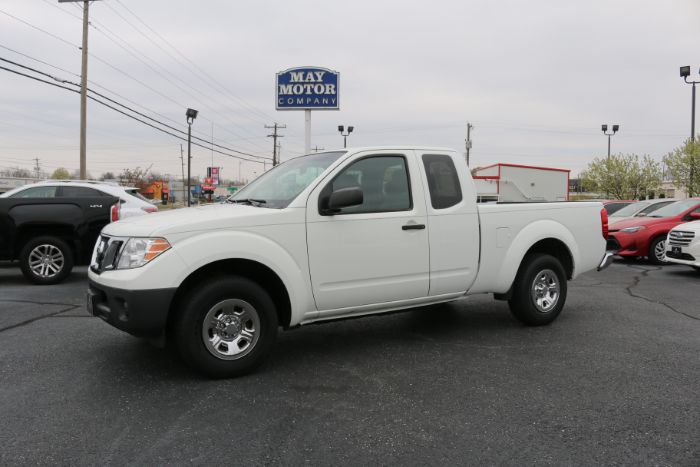 2014 Nissan Frontier King Cab P-UP